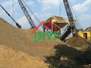 Bảng báo giá cát xây dựng giá rẻ - Vật liệu xây dựng Mạnh Tiến Phát