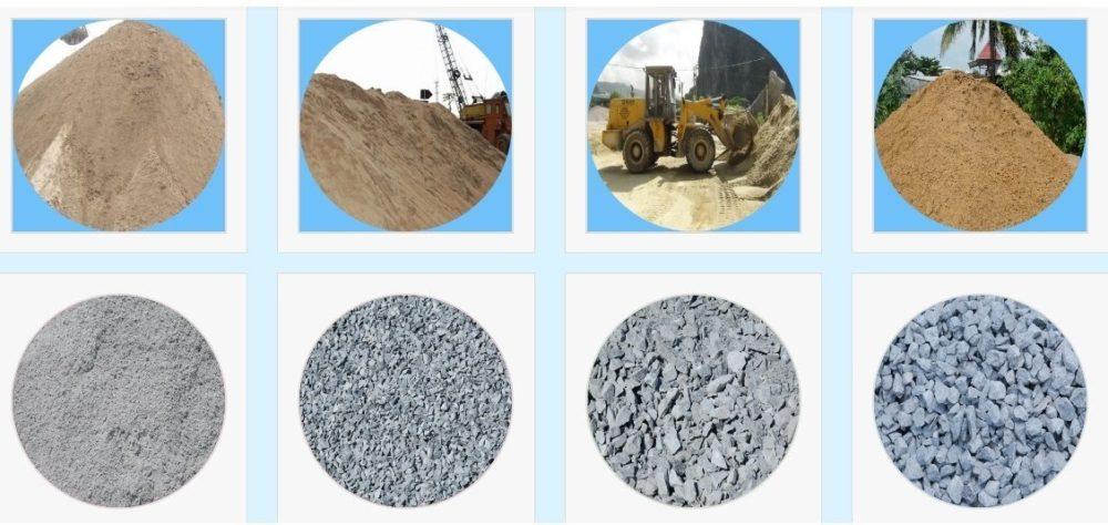 Bảng báo giá cát xây dựng tại Tphcm