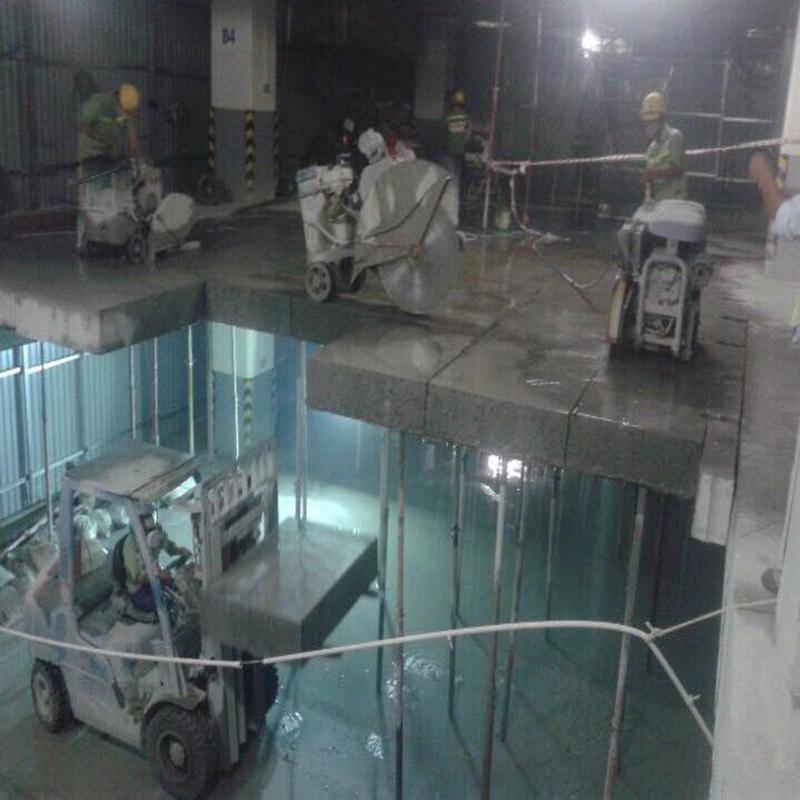 Dịch vụ khoan cấy thép tại quận Tân Bình