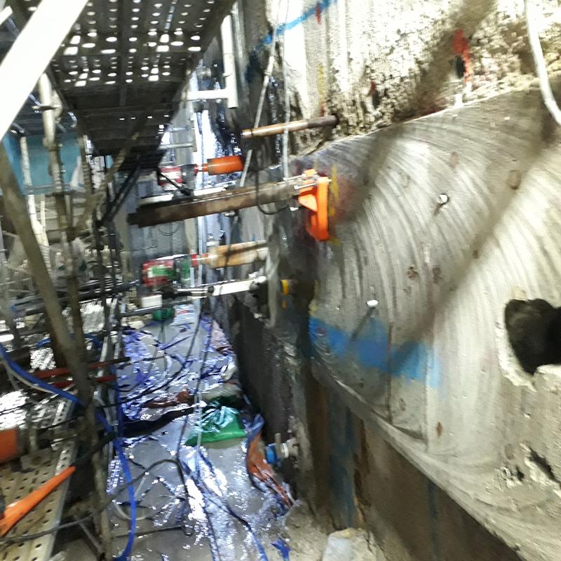 Công ty khoan cắt bê tông tỉnh Long An