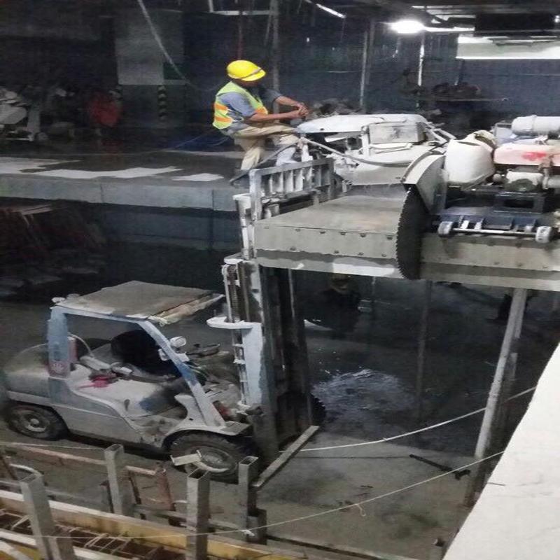 Công ty khoan cắt bê tông tỉnh Bình Dương