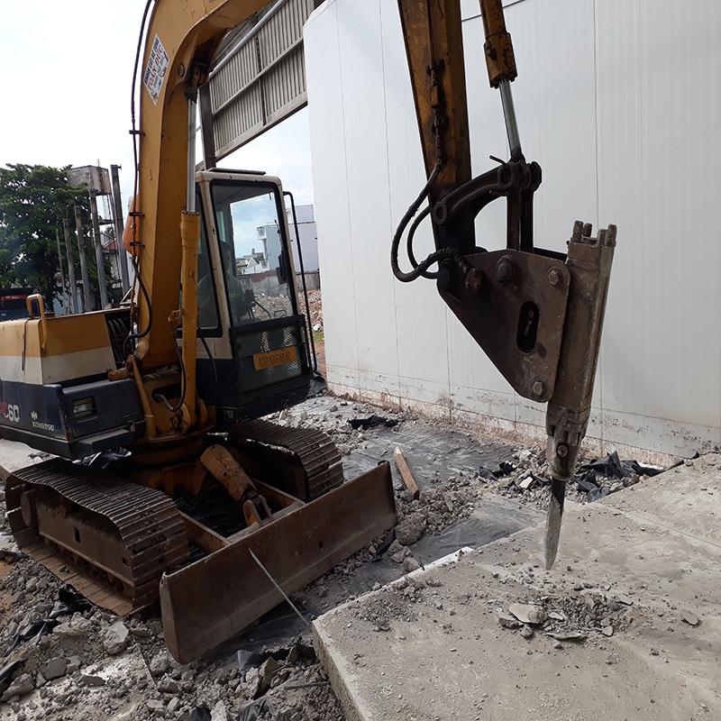 Công ty khoan cắt bê tông huyện Nhà Bè