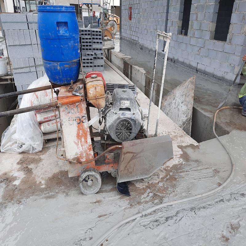 Khoan cắt bê tông Quận Tân Bình